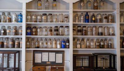 New Orleans Pharmacy Museum ONA19